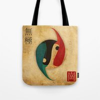 The Infinity Fish Tote Bag