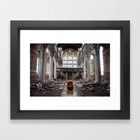Gary Framed Art Print