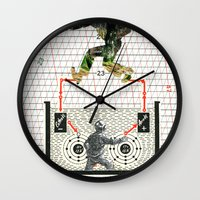 I'm A Part Of Nature, Not A Number - Series 2 Wall Clock