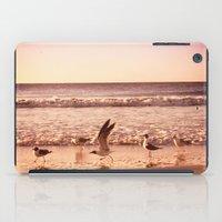 Cross the Ocean iPad Case