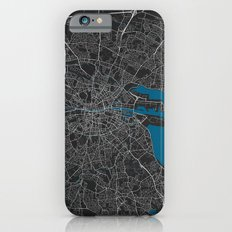 Dublin City Map Black Co… iPhone 6 Slim Case