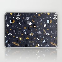 Galaxy ( Gold And Silver… Laptop & iPad Skin