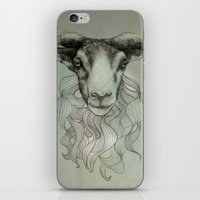 sheeps heid iPhone & iPod Skin