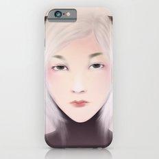 women_deer iPhone 6s Slim Case