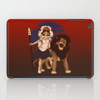 Great Kings Of The Past iPad Case