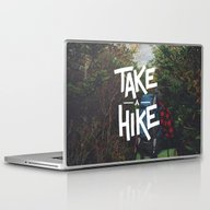 Take A Hike Laptop & iPad Skin