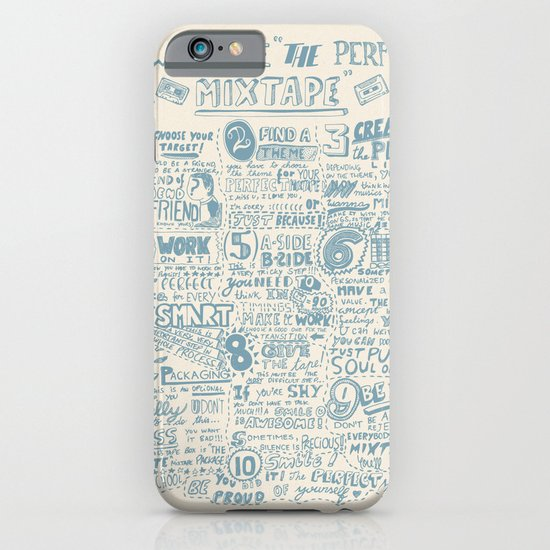How to make the perfect mixtape iPhone & iPod Case