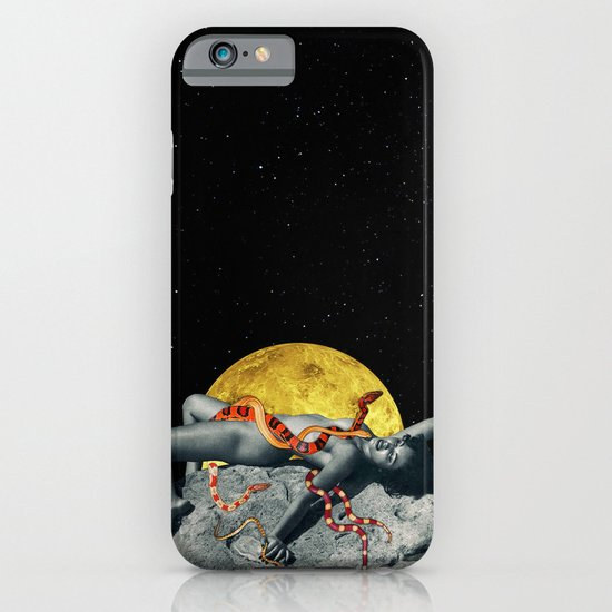 The Venus Priestess iPhone & iPod Case