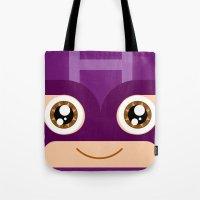Adorable Hawkeye Tote Bag