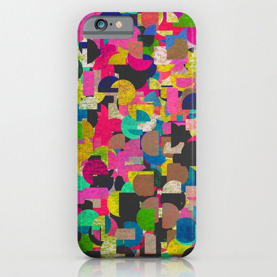 City Rush iPhone & iPod Case