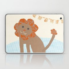 lion collage Laptop & iPad Skin