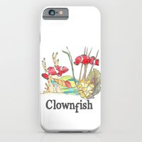 C Is For Clownfish iPhone 6 Slim Case