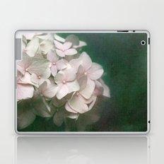 Textured Pink Hydrangea Laptop & iPad Skin