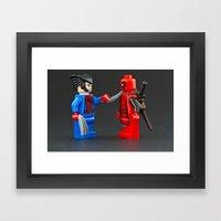 This all you got Framed Art Print