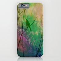 Bird Is The Word iPhone 6 Slim Case