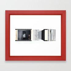 blaahhh Framed Art Print
