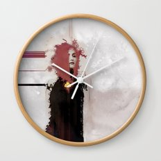 With regards; elaboration Wall Clock