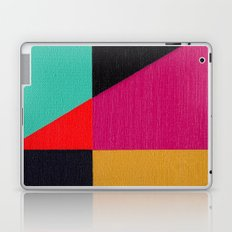 Red Triangle Laptop & iPad Skin