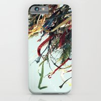 iPhone & iPod Case featuring Ribbon Wishes by Erin Mason