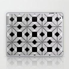 Silver Snow Laptop & iPad Skin