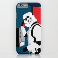 Stormtrooper Phone Home iPhone 6 Slim Case