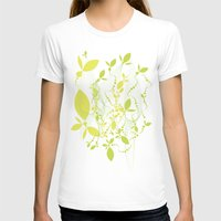 Re-Fresh Womens Fitted Tee White SMALL