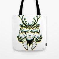 GOD II Psicho Tote Bag