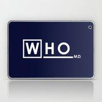 WHO MD Laptop & iPad Skin