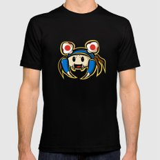 Parasoad  Black SMALL Mens Fitted Tee