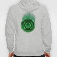 Green Lantern Spectre Hoody