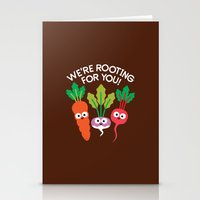 Motivegetable Speakers Stationery Cards
