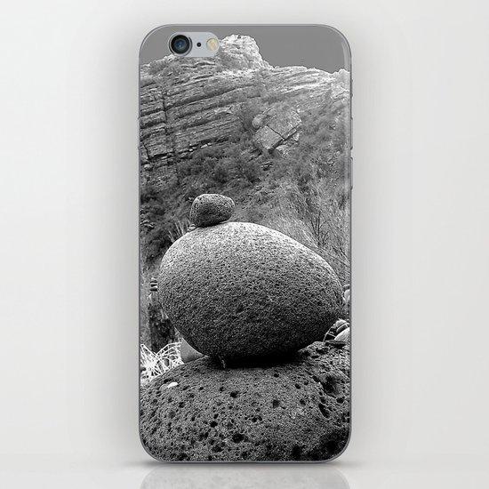 Buddha Beach iPhone & iPod Skin