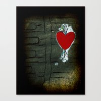 Love Malfunction Canvas Print