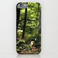 iPhone & iPod Case featuring Link (Legend of Zelda) by Erik Krenz