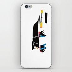 205 T16 iPhone & iPod Skin