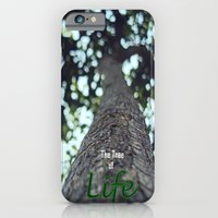 iPhone & iPod Case featuring Tree of Life by Gafoor