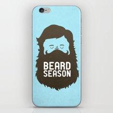Beard Season iPhone & iPod Skin