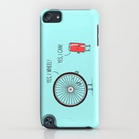 iPod Touch Cases featuring I can and I will by ilovedoodle