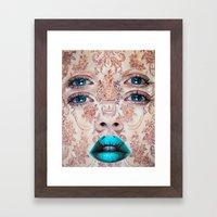 Baroque Perception Framed Art Print