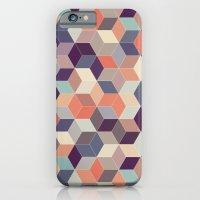 Lavender Garden iPhone 6 Slim Case