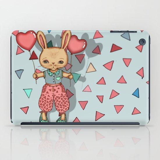 SomeBunny Loves You iPad Case