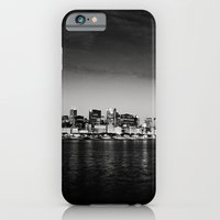 Chicago Skyline at Night iPhone 6 Slim Case