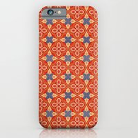 iPhone & iPod Case featuring Moroccan Motet Pattern by Peter Gross