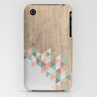 iPhone 3Gs & iPhone 3G Cases featuring Archiwoo by Marta Li