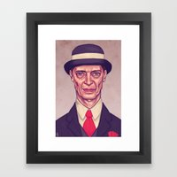 Nucky Thompson Framed Art Print