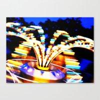 Carnival 4 Canvas Print