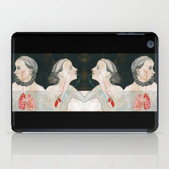 ikizler (twins) iPad Case