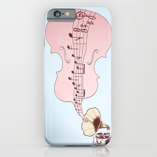 musical moment II  iPhone & iPod Case