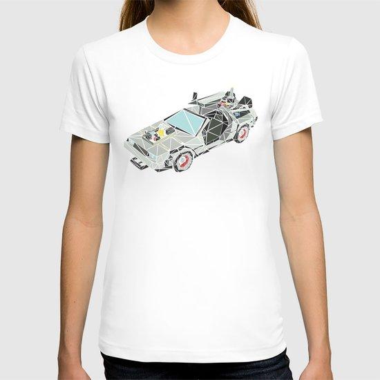 The Delorean T-shirt
