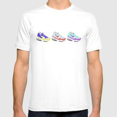 Nike Air Mens Fitted Tee SMALL White